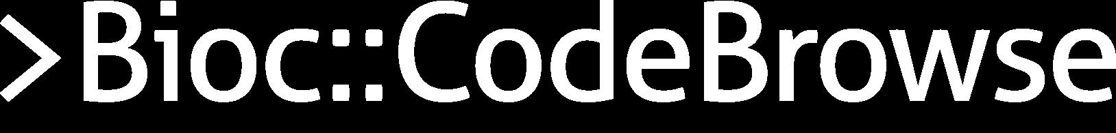 Bioconductor Code Browse Large Logo